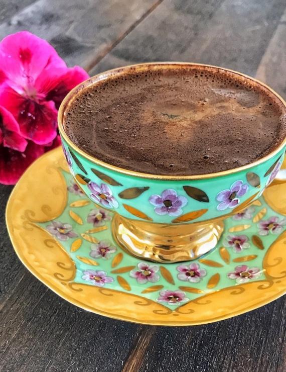 Unesco Cultural Heritage: Turkish Coffee