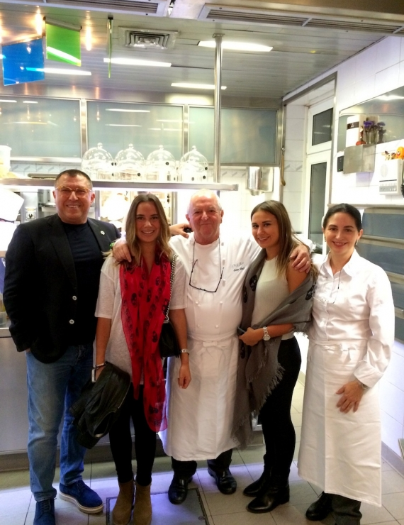 A Family Feast In San Sebastian: Arzak