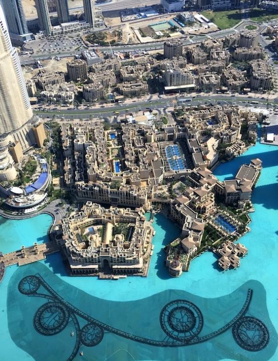 At.mosphere: Burj Khalifa Ile Bulutlar Üstünde Yemek