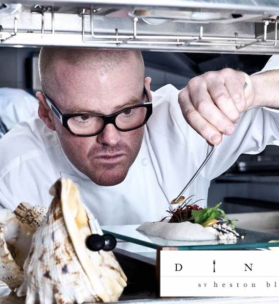 An Alchemist In London: Dinner By Heston Blumenthal