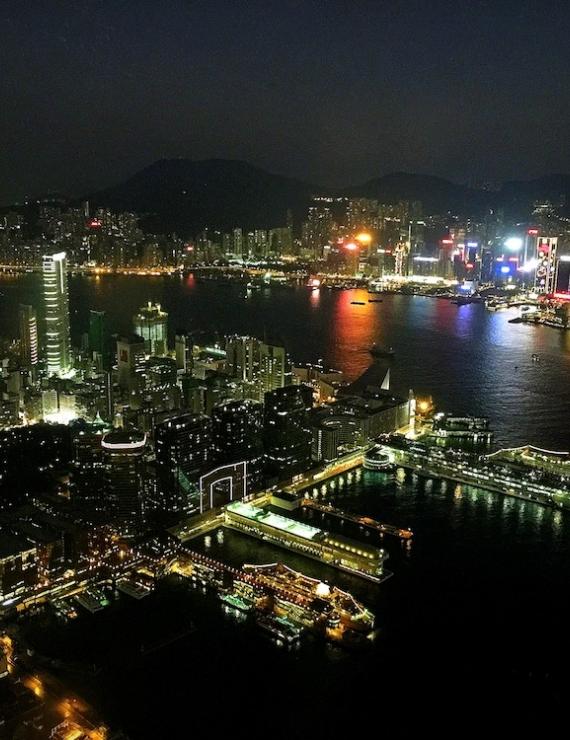 Inakaya: Hong Kong Semalarında Sky Dining