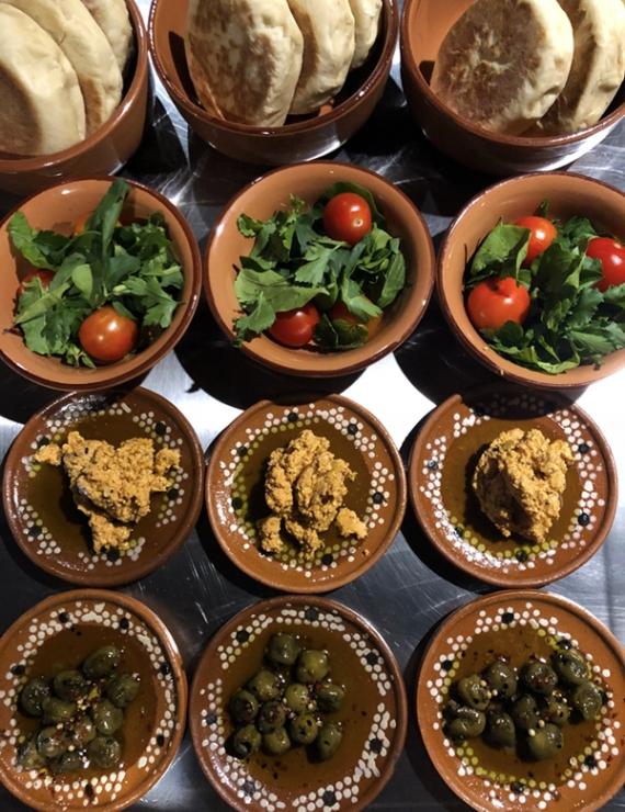 Loyal Order: Tulum'da Türk Yemekleri