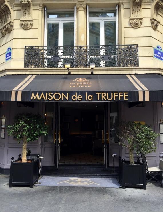 Maison De La Truffe: Gastronominin Kara Elması