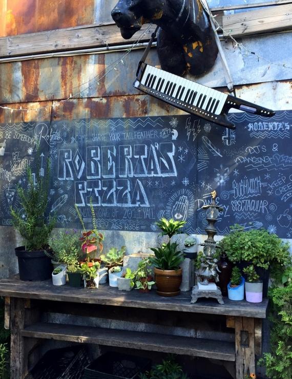 Roberta's: Brooklyn'in En Renkli Artizan Pizzası