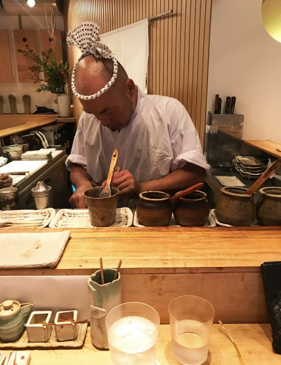 Torishiki: Tokyo'daki Meşhur Tavuk Cenneti