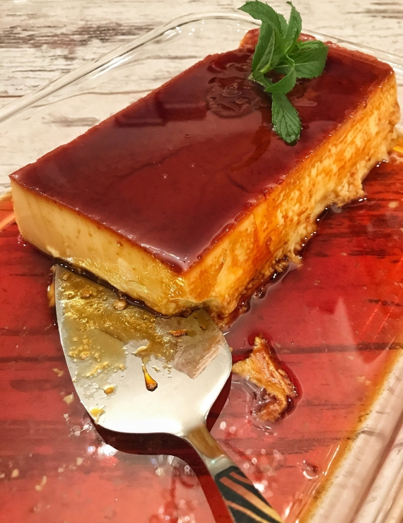 A Sweet Feast With Only 4 Ingredients: Crème Caramel