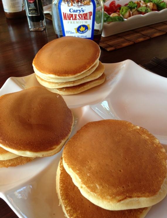 Basit Bir Tava Keki: Pancake
